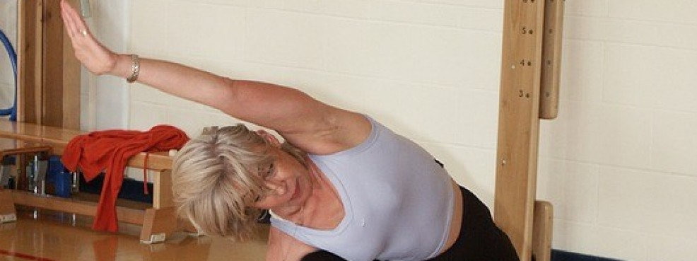 Pilates para nuestros mayores